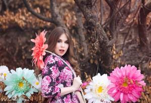 flower shoot